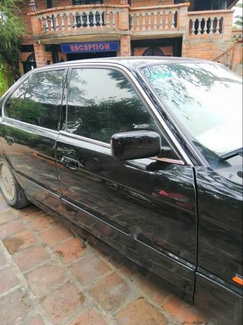 Bán BMW 5 Series 525i 1995, màu đen, xe nhập (1)