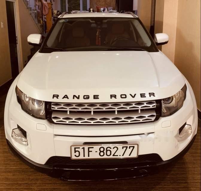 Bán xe LandRover Range Rover Evouge 2011, màu trắng, xe nhập-2