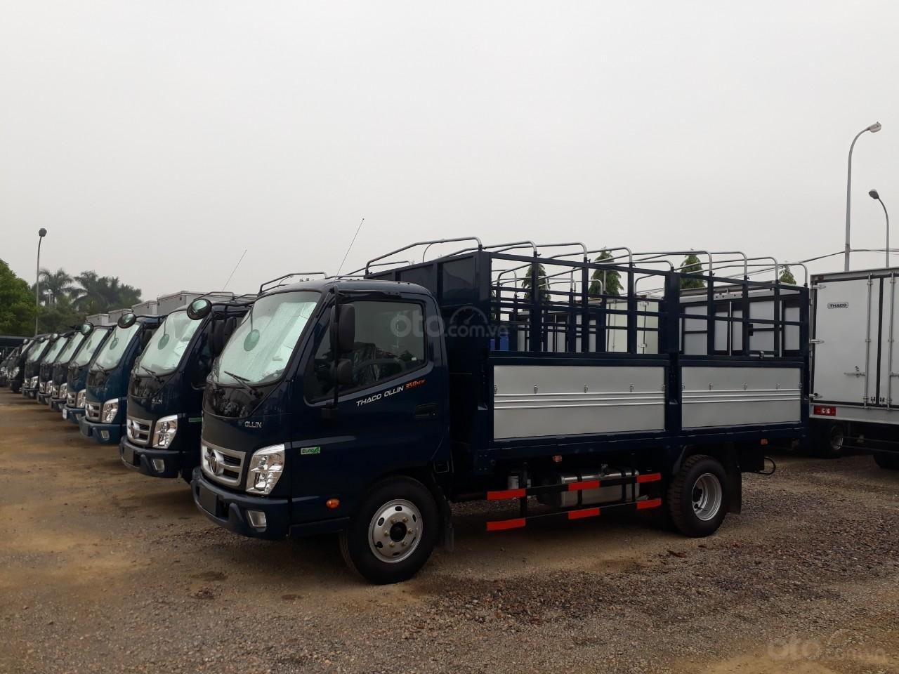 Bán xe tải Ollin350 Trường Hải tải trọng 2.35 / 3.49 ở Hà Nội-6