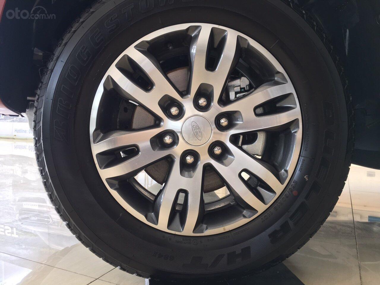 Ford Everest 2.0 nhập nguyên chiếc, đủ các bản giao xe ngay tháng 1 năm 2019, giá chỉ từ 999tr. LH 0974286009-5