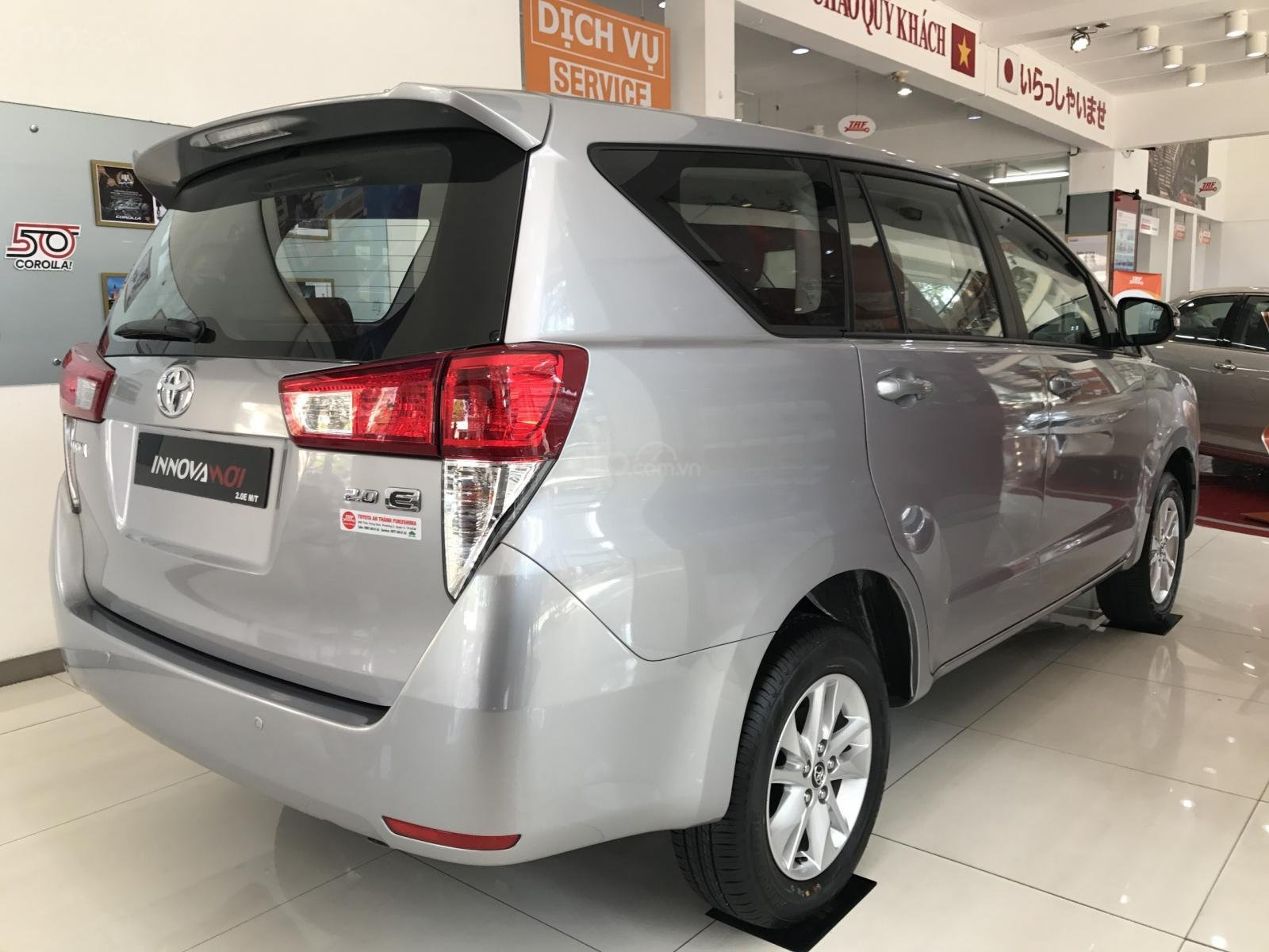 Bán Toyota Innova 2019 - Góp 10Tr/tháng - giá tốt tháng 5-5