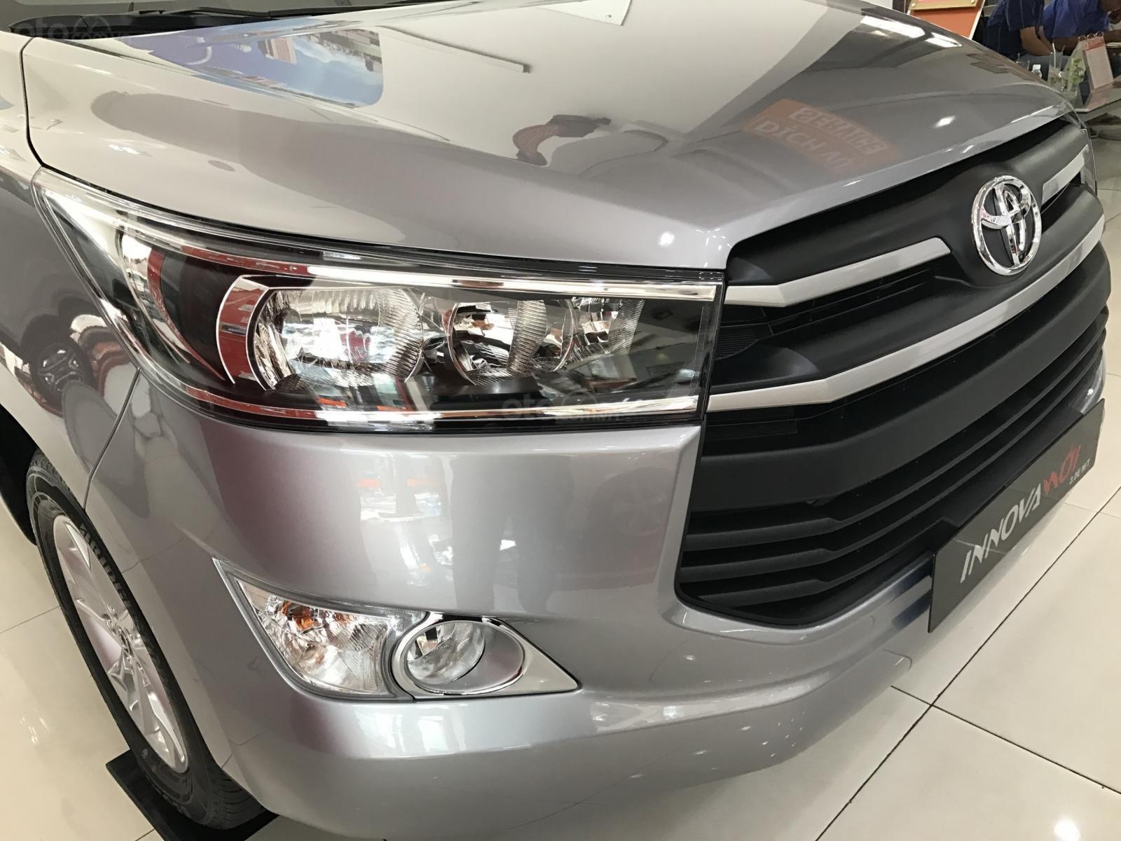 Bán Toyota Innova 2019 - Góp 10Tr/tháng - giá tốt tháng 5-6