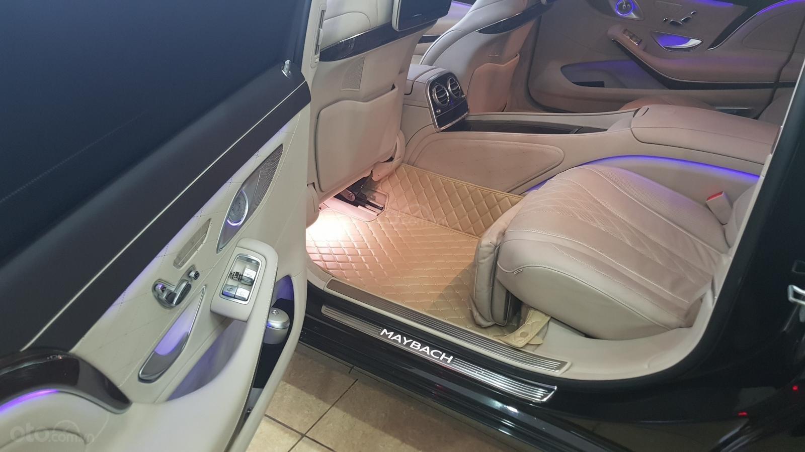 Bán Mercedes S400 Maybach sản xuất 2016, đăng ký lần đầu 2017-10
