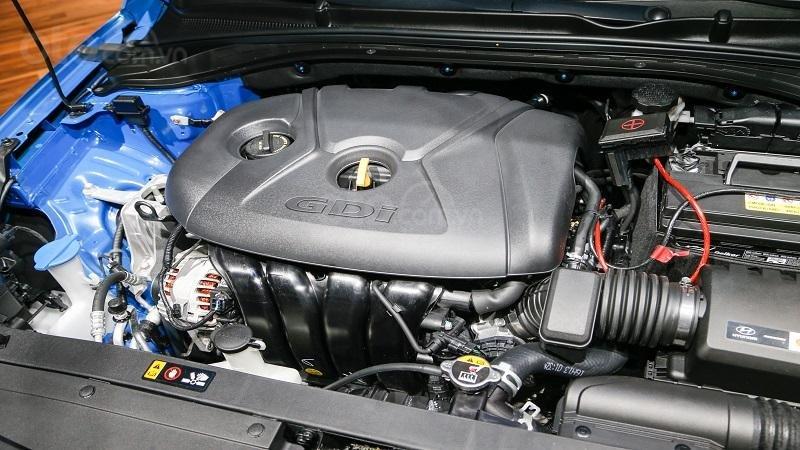 Động cơ Hyundai Elantra 2019...