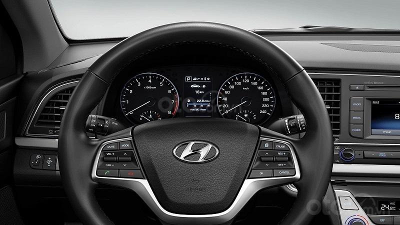 Vô lăng Hyundai Elantra 2019...