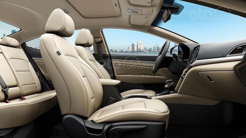 Ghế ngồi Hyundai Elantra 2019...
