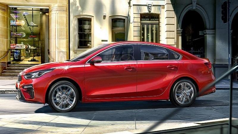 So sánh Kia Cerato 2019 và Hyundai Elantra 2019 về thiết kế thân xe...
