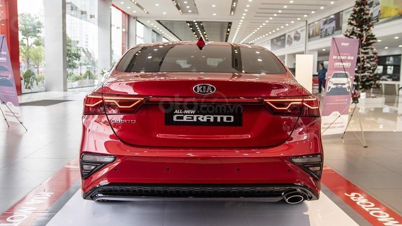 Đuôi xe Kia Cerato 2019 ...