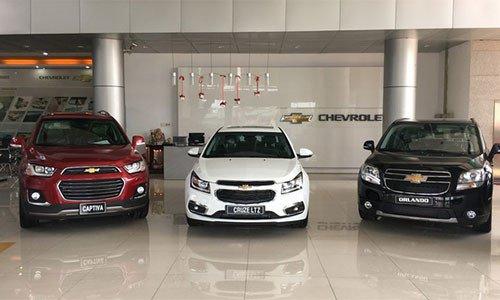 Số phận xe lắp ráp cuối cùng của Chevrolet tại Việt Nam được định đoạt a1