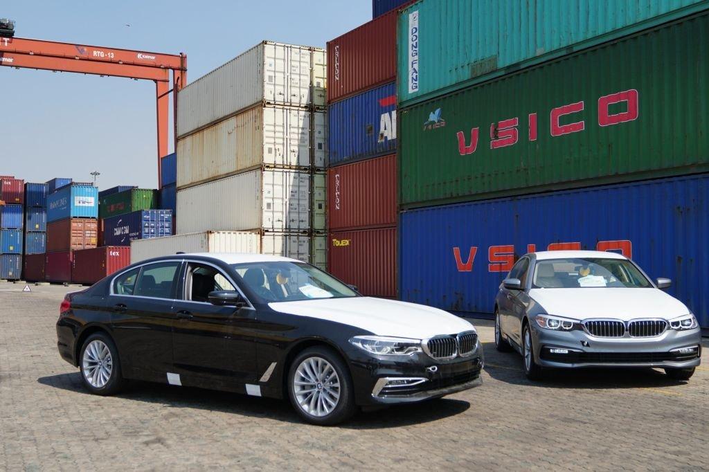 BMW 5-Series 2019 chính thức ra mắt tại Việt Nam, giá từ 2,389 tỷ đồng a1