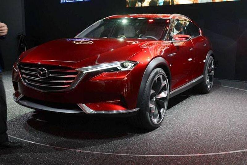 Mazda CX-3 thế hệ mới chọn Geneva Motor Show 2019 là nơi tỏa sáng? a1