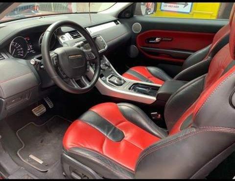 Bán LandRover Range Rover 2013, màu đỏ, nhập khẩu-1