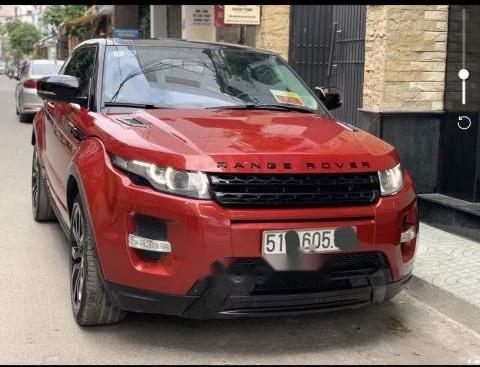 Bán LandRover Range Rover 2013, màu đỏ, nhập khẩu-2