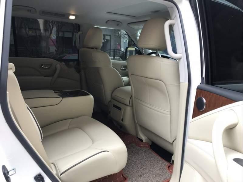 Bán ô tô Infiniti QX80 sản xuất 2018, màu trắng, nhập khẩu nguyên chiếc-5