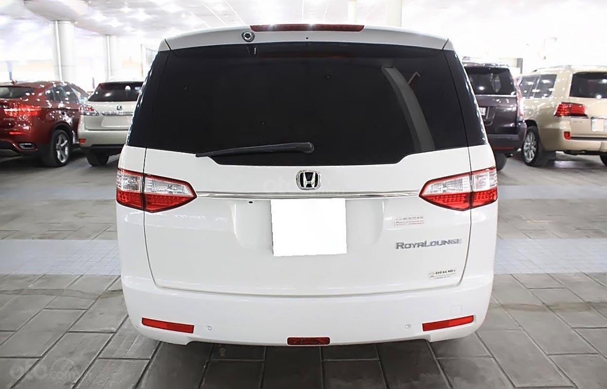 Bán Luxgen 7 MPV CEO RoyaLounge đời 2013, màu trắng, xe nhập số tự động-1