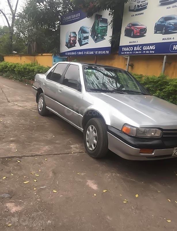 Cần bán Honda Accord 2.0 MT 1990, nhập khẩu nguyên chiếc   (1)