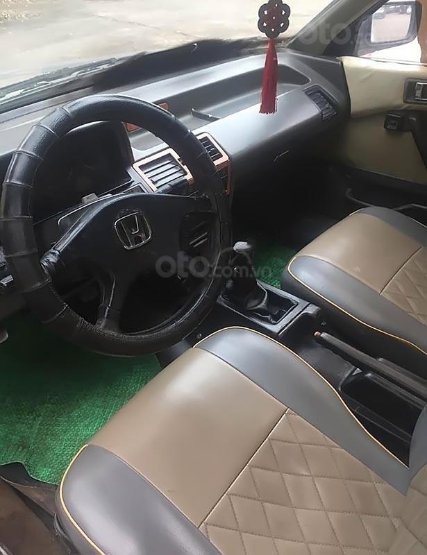 Cần bán Honda Accord 2.0 MT 1990, nhập khẩu nguyên chiếc   (2)