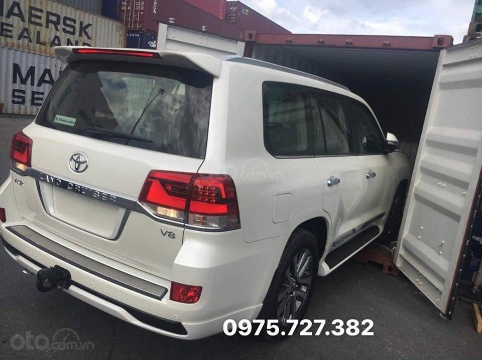 Bán Toyota Land Cruiser VX-R 4.6 Trung Đông 2018-3