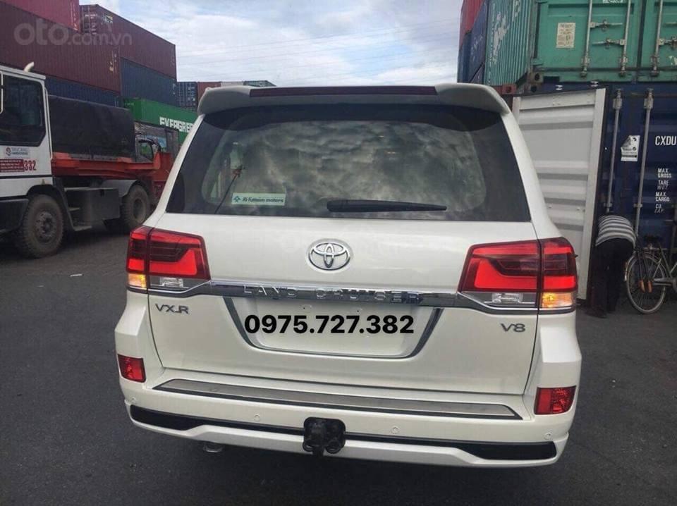 Bán Toyota Land Cruiser VX-R 4.6 Trung Đông 2018-4