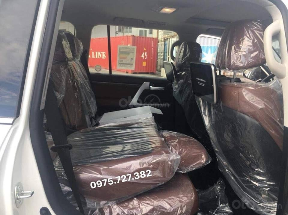 Bán Toyota Land Cruiser VX-R 4.6 Trung Đông 2018-7