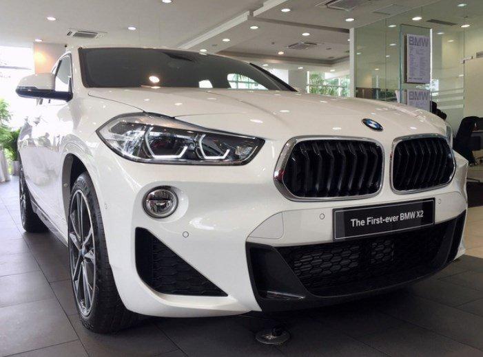 Ngoại thất xe BMW X2 2020 mới.