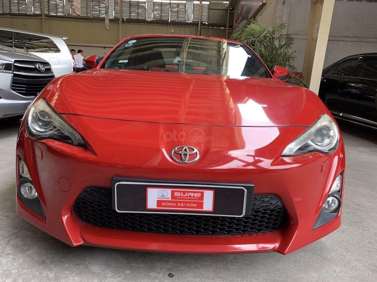 Bán Toyota FT86 Sport 2012 đăng ký 2015, xe nhập hãng Toyota, mẫu xe thể thao hiếm trên thị trường, bảo hành chính hãng (3)