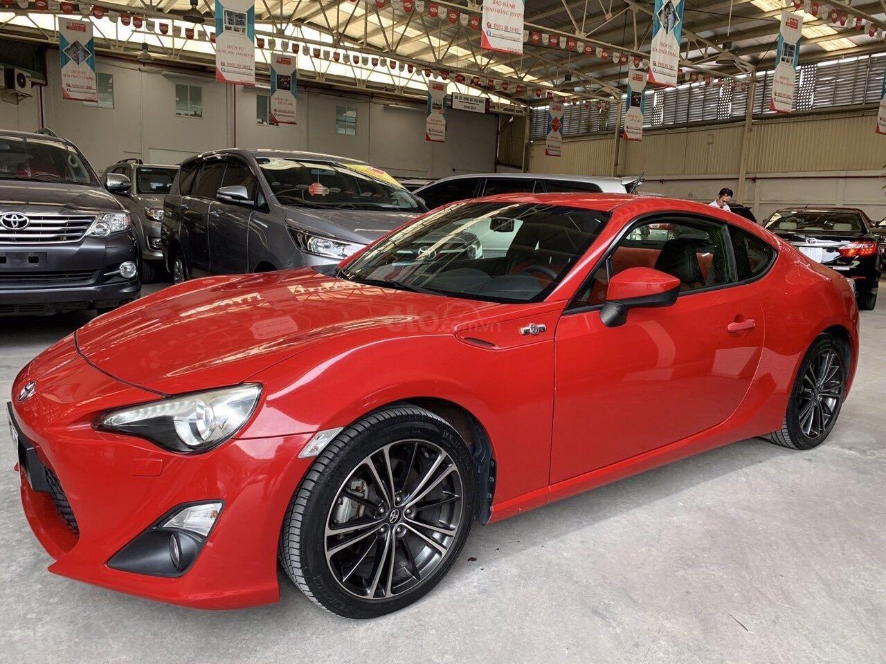 Bán Toyota FT86 Sport 2012 đăng ký 2015, xe nhập hãng Toyota, mẫu xe thể thao hiếm trên thị trường, bảo hành chính hãng (1)