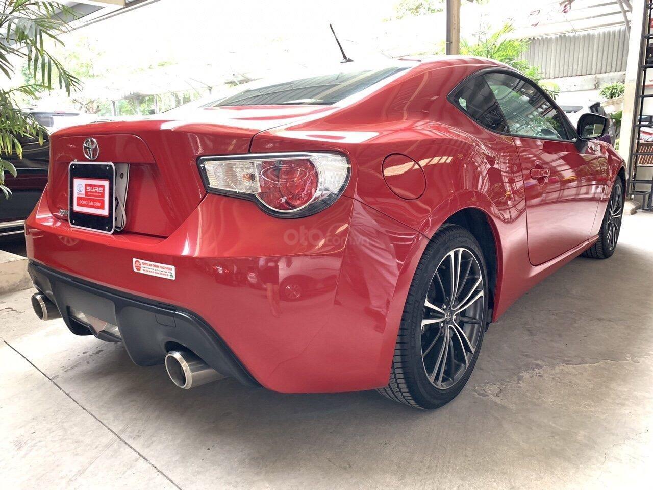 Bán Toyota FT86 Sport 2012 đăng ký 2015, xe nhập hãng Toyota, mẫu xe thể thao hiếm trên thị trường, bảo hành chính hãng (7)