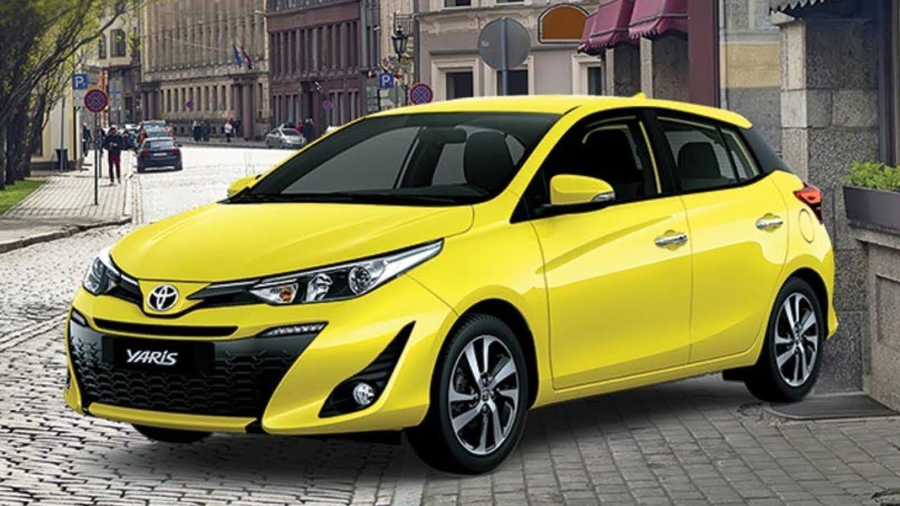Mẫu xe ô tô nào có giá bán rẻ nhất thị trường hiện nay? Toyota Yaris 2019.