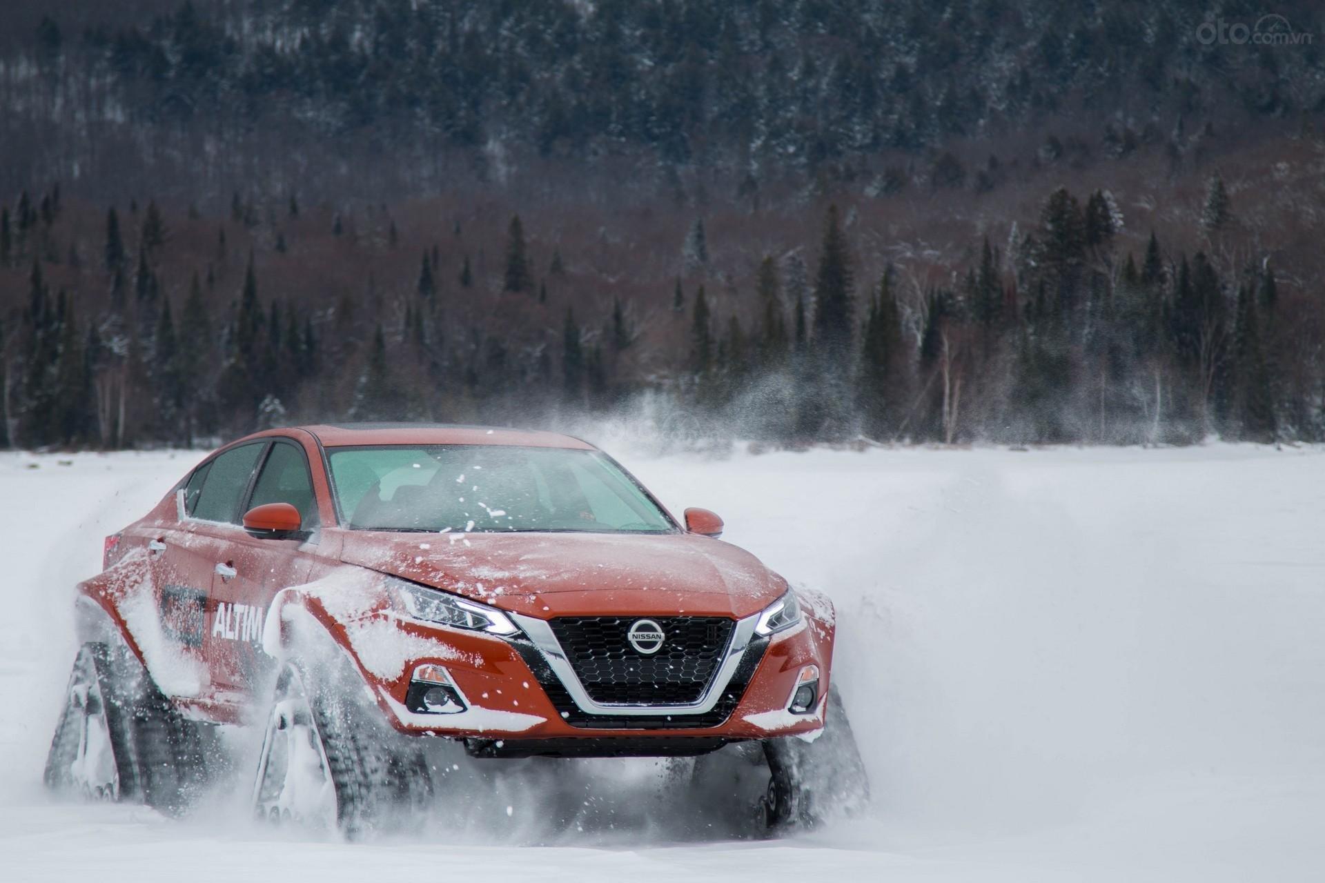 Nissan Altima-te 2019