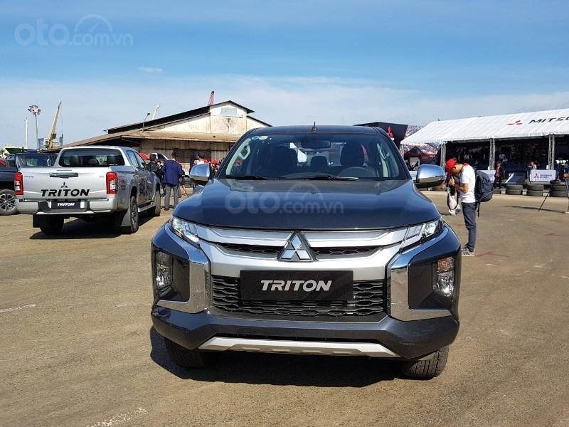 Mitsubishi Triton 2019 tại sự kiện ra mắt ở TPHCM 1
