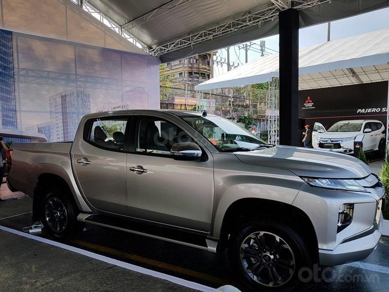 Mitsubishi Triton 2019 tại sự kiện ra mắt ở TPHCM 4