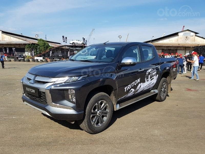 Mitsubishi Triton 2019 tại sự kiện ra mắt ở TPHCM 2