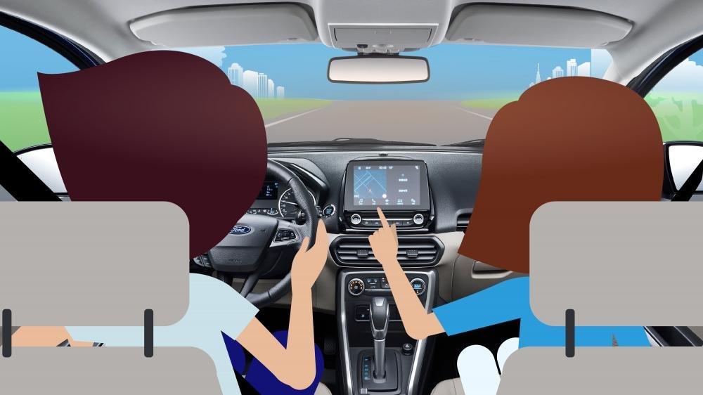 Về quê, du xuân an toàn với 5 điều đơn giản khi ngồi trên ô tô a1