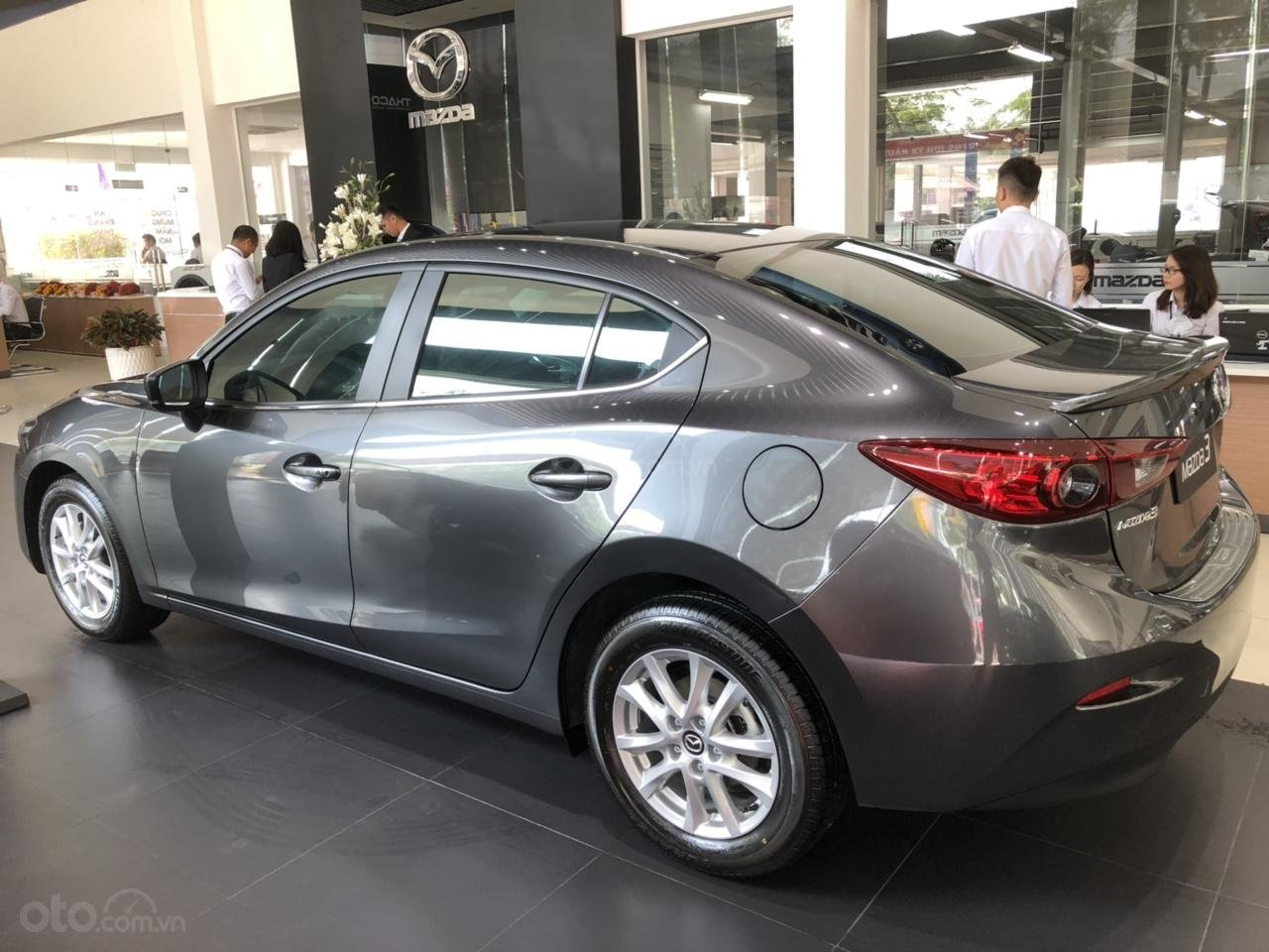 Bán Mazda 3 tại CN Bình Triệu - Khai trương ưu đãi khủng, ưu đãi shock khi mua xe (3)