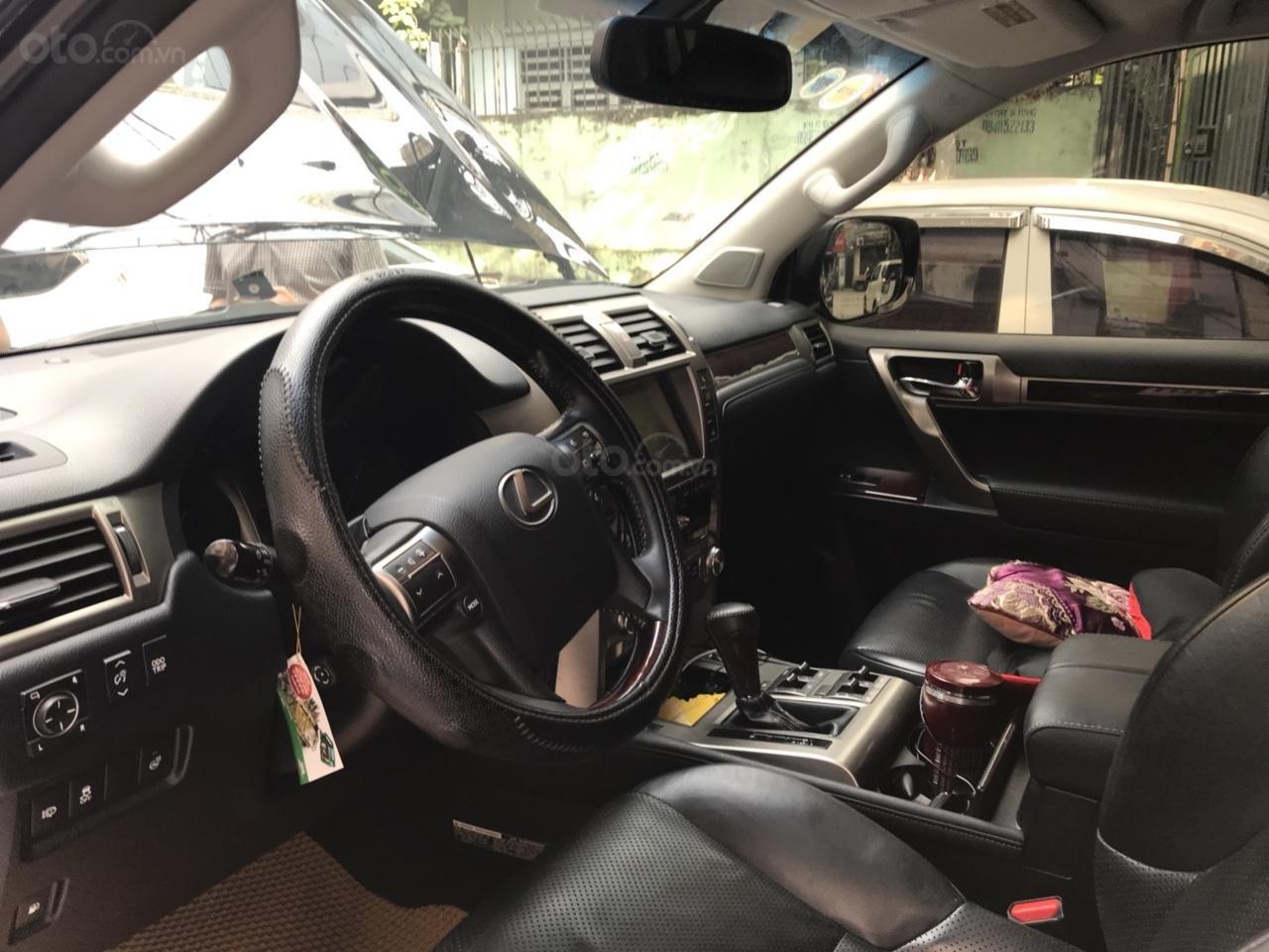 Bán Lexus GX 460 Luxury nhập Mỹ đời 2014, ĐK 2015 màu đen xe siêu chất-9