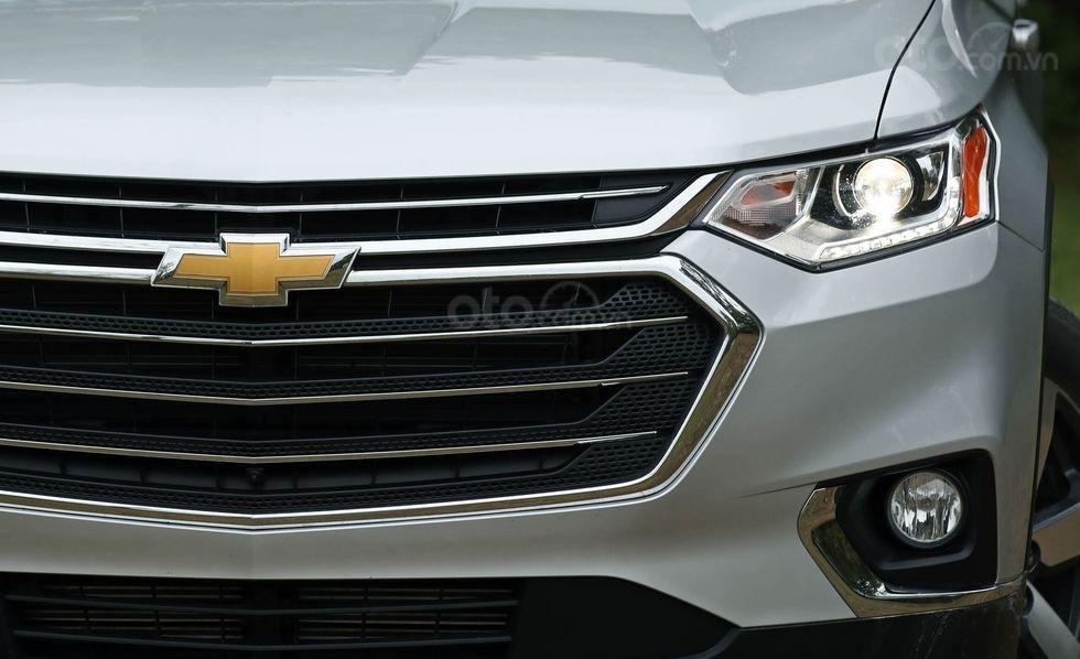 Lưới tản nhiệt xe Chevrolet Traverse 2019