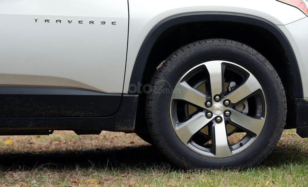 Mâm bánh xe Chevrolet Traverse 2019