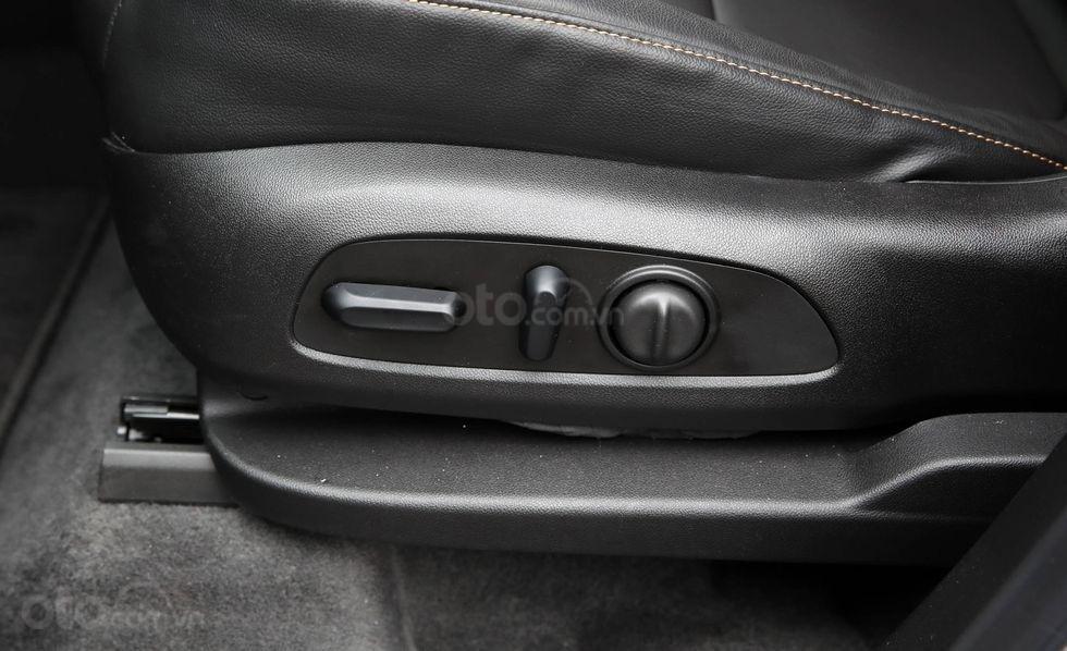 Đánh giá xe Chevrolet Traverse 2019 điều khiển ghế