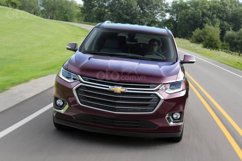 Đầu xe Chevrolet Traverse 2019