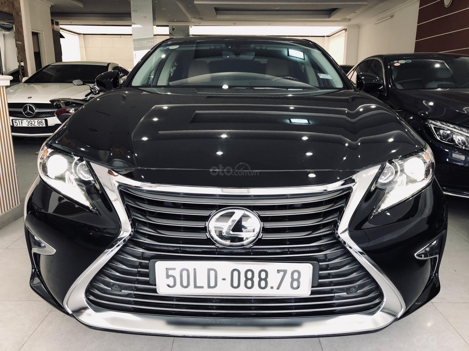 Bán Lexus ES 250 sản xuất 2016, đăng ký 2017, xe đi lướt 24.000km, bao kiểm tra hãng, tiết kiệm so với xe mới 700 triệu-0