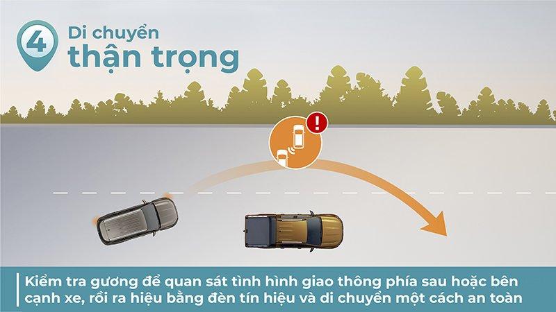 5 kinh nghiệm vàng giúp lái xe an toàn trên đường cao tốc 4.