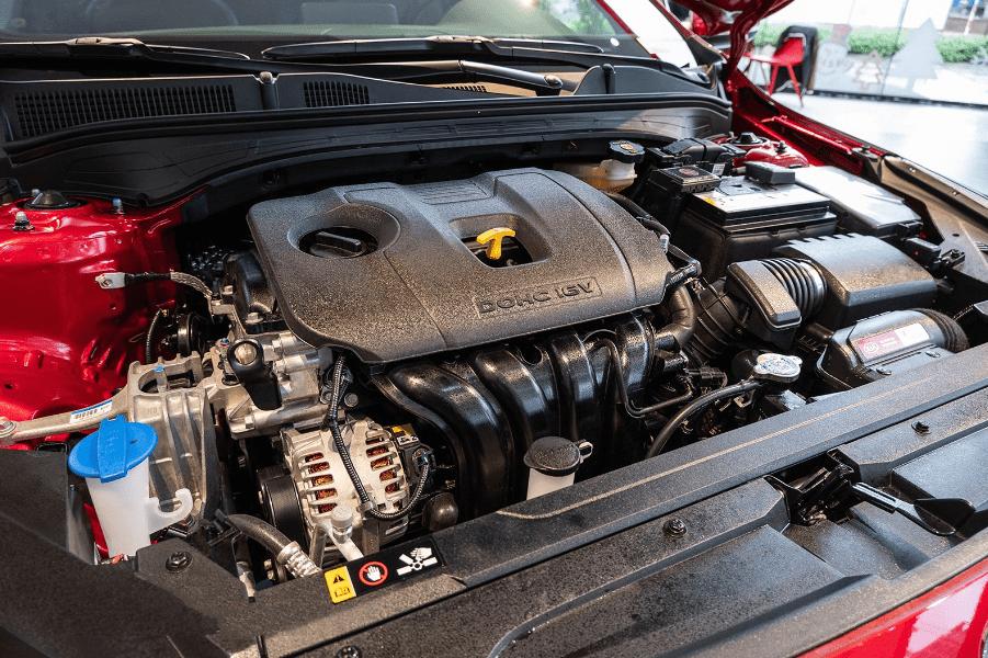 Kia Cerato 2019 bản 1.6 AT và 2.0 AT về khả năng vận hành