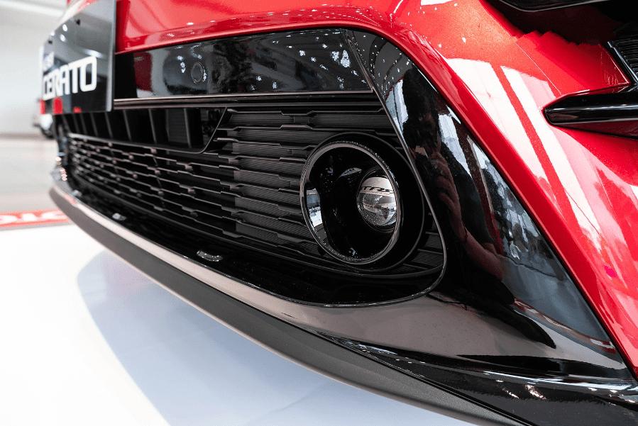 Kia Cerato 2019 bản 1.6 AT và 2.0 AT về hốc đèn sương mù