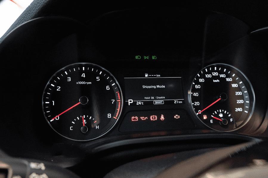 Kia Cerato 2019 bản 1.6 AT và 2.0 AT về thiết kế cụm đồng hồ