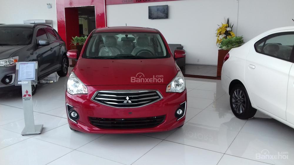 Mitsubishi Attrage 2019 chuẩn bị ra mắt tại Việt Nam a2