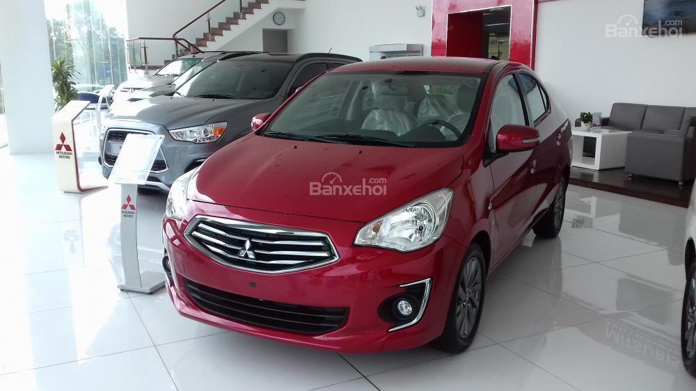 Mitsubishi Attrage 2019 chuẩn bị ra mắt tại Việt Nam a4