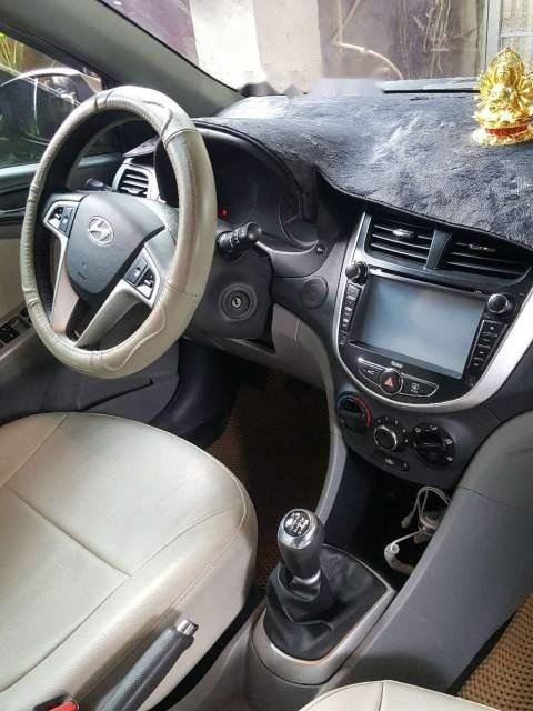 Bán xe Hyundai Accent 1.4 năm 2013, nhập khẩu (4)
