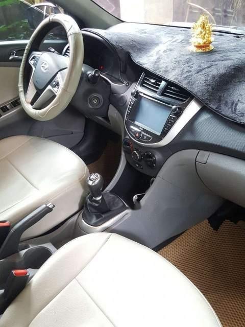 Bán xe Hyundai Accent 1.4 năm 2013, nhập khẩu (3)