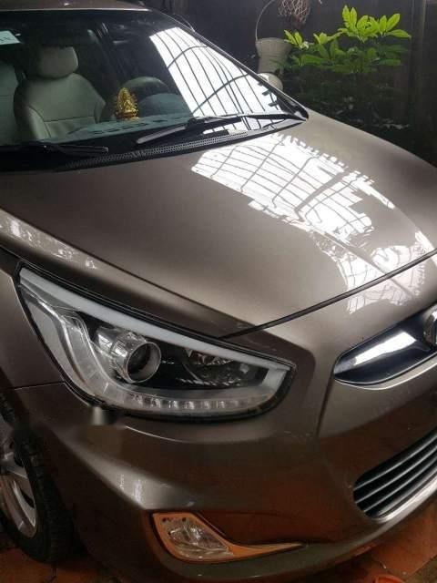 Bán xe Hyundai Accent 1.4 năm 2013, nhập khẩu (1)